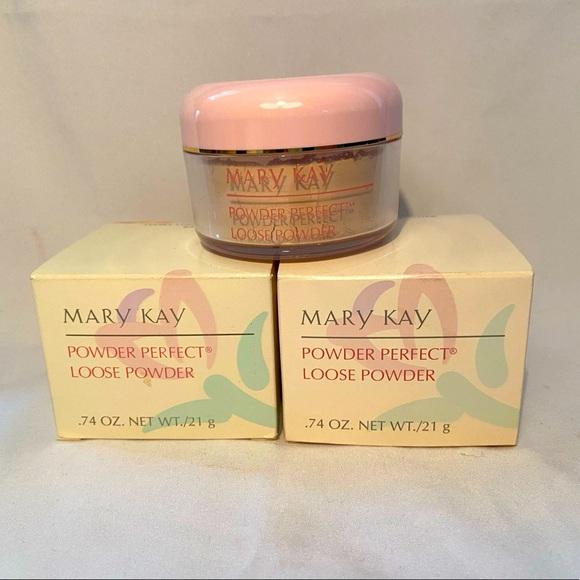 Mary Kay Powder Perfect Loose Powder
